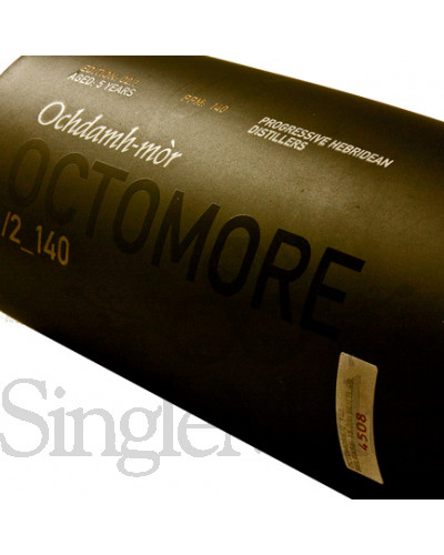 Octomore /2_140 Ochdamh-mor 5 Years Old / 62,5% / 0,7 l