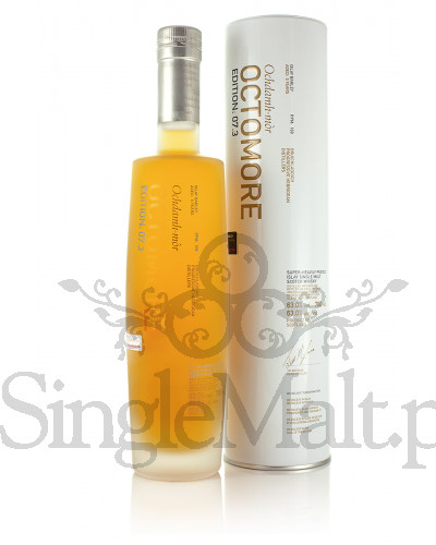 Octomore 07.3 / Islay Barley / 63% / 0,7 l