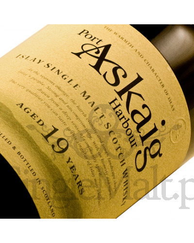 Port Askaig 19 Years Old / Speciality Drinks / 45,8% / 0,7 l