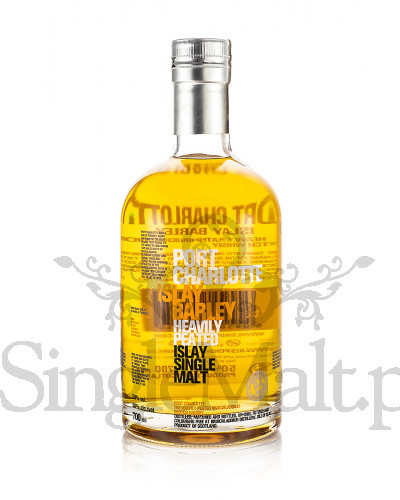Port Charlotte 2008 Islay Barley / Heavily Peated / 50% / 0,7 l