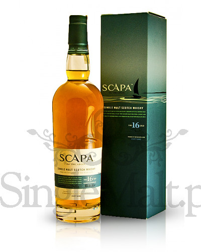 Scapa 16 Years Old / 40% / 0,7 l