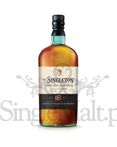 Singleton of Dufftown 18 Years Old / 40% / 0,7 l