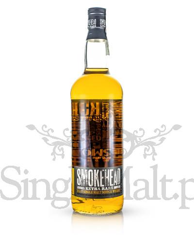 Smokehead Extra Rare / 40% / 1,0 l