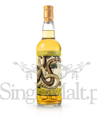 Ben Nevis 20 Years Old / 1998 / Snakes / Liquid Treasures / 2018 / 52,1% / 0,7 l