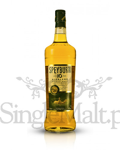 Speyburn 10 Years Old / 40% / 1,0 l