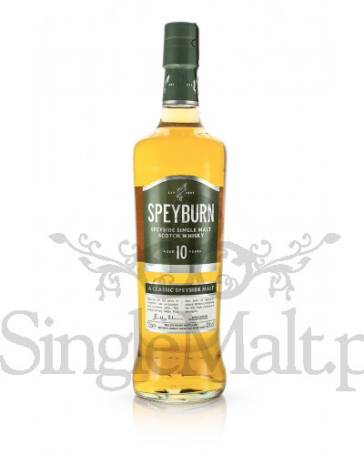 Speyburn 10 Years Old / 40% / 0,7 l