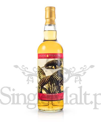 Speyside Malt 26 Years Old / 1992 / Snakes / Liquid Treasures / 51,6% / 0,7 l