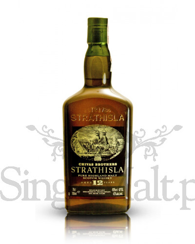 Strathisla 12 Years Old / 43% / 0,7 l
