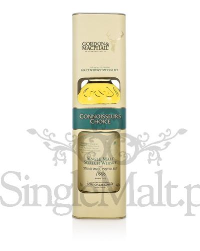 Strathmill 1999 / Gordon&Macphail / Connoisseurs Choice / 2013 / 46% / 0,7 l