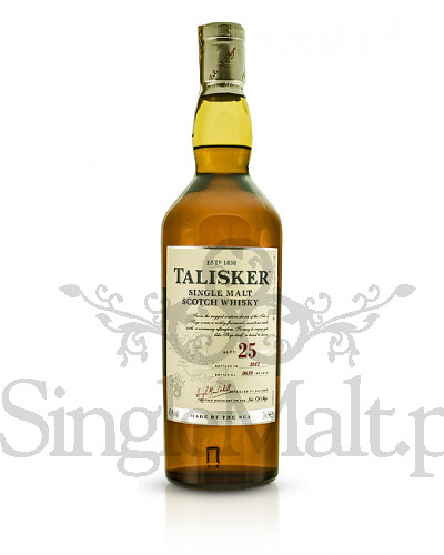 Talisker 25 Years Old / 2012 / 45,8% / 0,7 l
