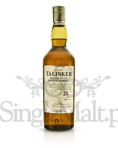 Talisker 25 Years Old / 2018 / 45,8% / 0,7 l
