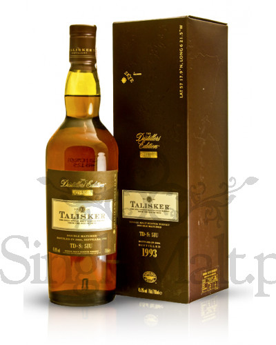 Talisker 1993 Distillers Edition / 45,8% / 0,7 l