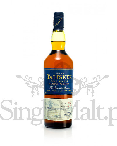 Talisker 2005 Distillers Edition / 2015 / 45,8% / 0,7 l