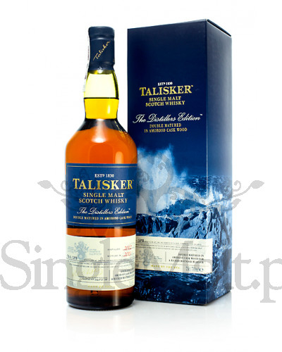 Talisker 2006 Distillers Edition / 2016 / 45,8% / 0,7 l