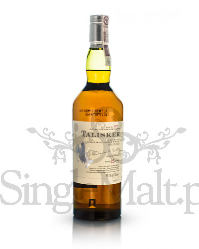 Talisker 25 Years Old / 2007 / 58,1% / 0,7 l