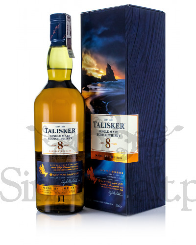 Talisker 8 Years Old / Diageo Special Release / 59,4% / 0,7 l