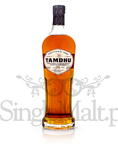 Tamdhu 10 Years Old / 43% / 0,7 l