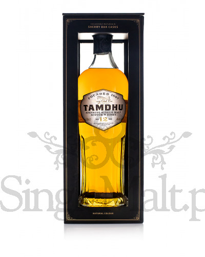 Tamdhu 12 Years Old / 43% / 0,7 l