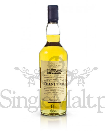 Teaninich 10 Years Old 'Flora & Fauna' / 43% / 0,7 l
