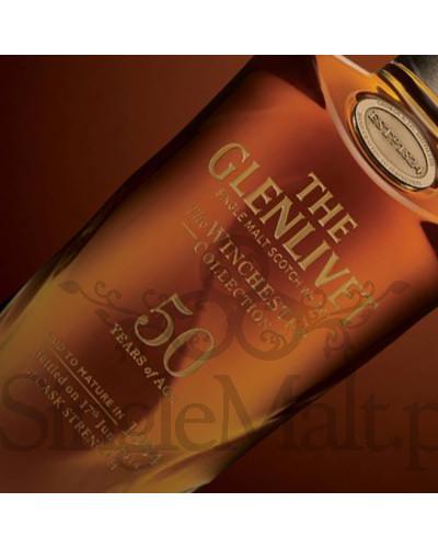 Glenlivet 50 Years Old / Vintage 1964 / The Winchester Collection / 2014 / 42,3% / 0,7 l