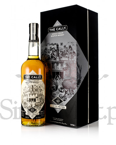 The Cally 40 Years Old / 1974 / Diageo Special Release 2015 / 53,3% / 0,7 l