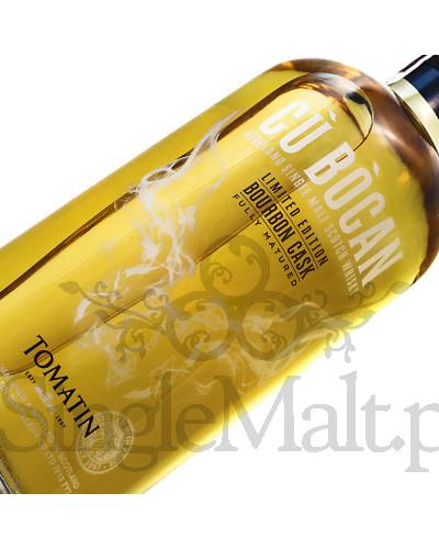 Tomatin Cu Bocan Bourbon Cask / 46% / 0,7 l