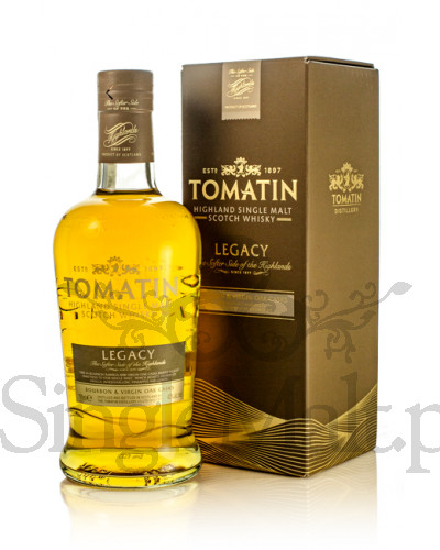Tomatin Legacy / 43% / 0,7 l