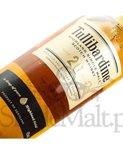 Tullibardine 20 Years Old / 43% / 0,7 l