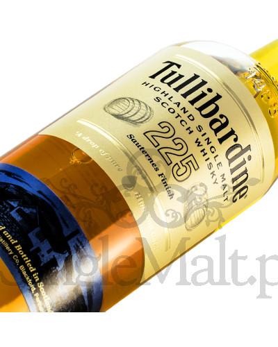 Tullibardine 225 Sauternes Finish / 43% / 0,7 l