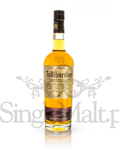 Tullibardine 228 Burgundy Finish / 43% / 0,7 l