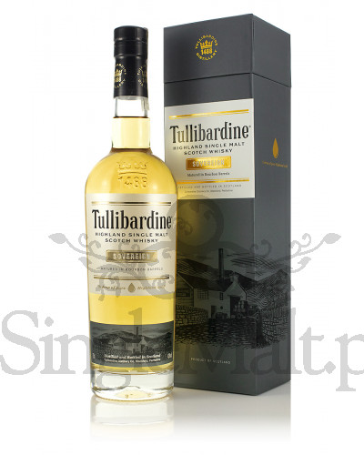 Tullibardine Sovereign / 43% / 0,7 l
