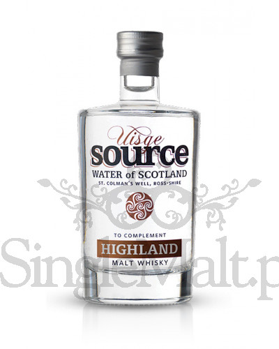 Woda szkocka Uisge Source / Highland / 0,05 l