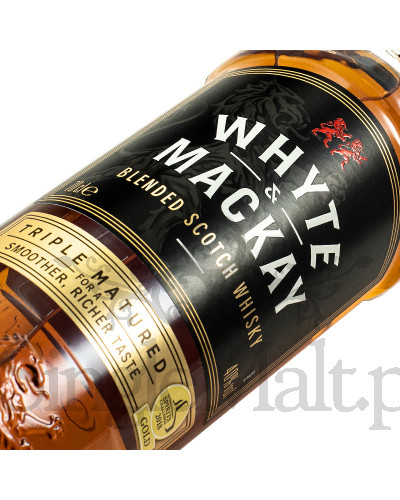 Whyte & Mackay Triple Matured / 40% / 0,7 l