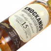 Knockando 15 Years Old Richly Matured / 2003 / 43% / 0,7 l