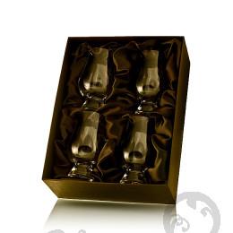 Zestaw 4 szklanek do whisky Glencairn Glass