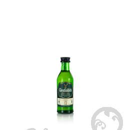 Glenfiddich 12 Years Old / 40% / miniaturka 0,05 l
