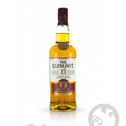 Glenlivet 15 Years Old French Oak / 40% / 0,7 l