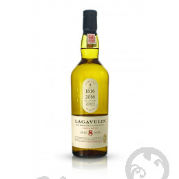 Lagavulin 8 Years Old / 48% / 0,7 l
