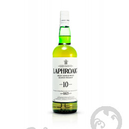 Laphroaig 10 Years Old / 40% / 0,7 l