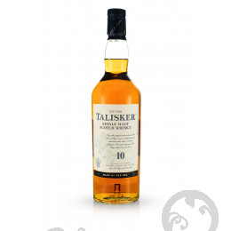 Talisker 10 Years Old / 45,8% / 0,7 l
