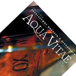 Aqua Vitae - magazyn o alkoholach - 01-2019