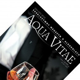 Aqua Vitae - magazyn o alkoholach - 05-2019