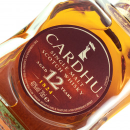 Cardhu 12 Years Old / 40% / 0,7 l