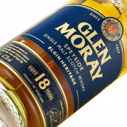 Glen Moray 18 Years Old / 47,2% / 0,7 l