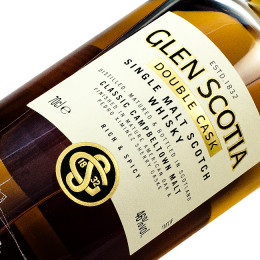 Glen Scotia Double Cask / 46% / 0,7 l