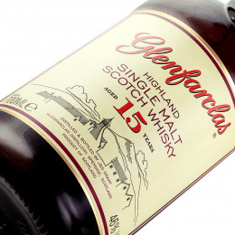 Glenfarclas 15 Years Old / 46% / 0,7 l