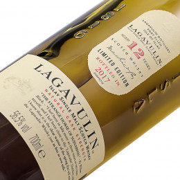 Lagavulin 12 Years Old / 2018 / 57,8% / 0,7 l