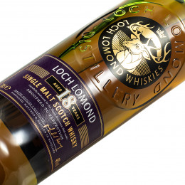 Loch Lomond 18 Years Old / 46% / 0,7 l