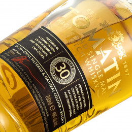 Tomatin 30 Years Old / Batch 2 / 46% / 0,7 l