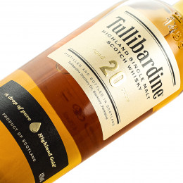Tullibardine 20 Years Old / 43% / 0,7 l